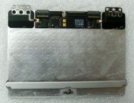 TouchPad Module Apple MacBook Air 13 A1369 with holder with light silver cover